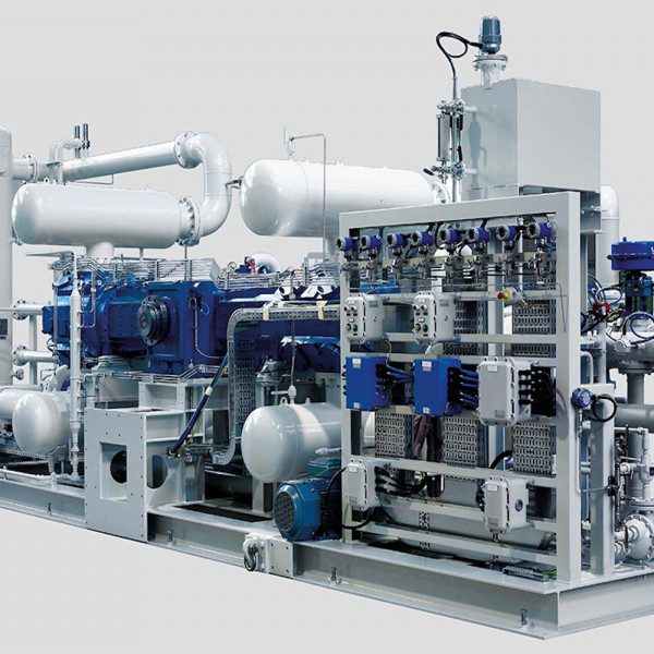 Market leader for reciprocating compressor systems